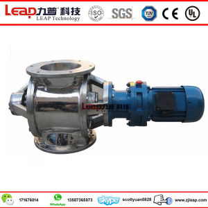High Capacity Stainless Steel Rotary Discharge Valve pictures & photos