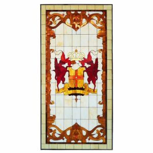 Antique Church Custom Color and Design Best Stained Glass Windows Patterns pictures & photos