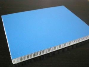 Weather Resistant Aluminum Honeycomb Panel/Metal Honeycomb (HR942) pictures & photos