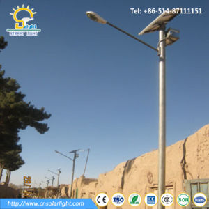 Economical Type30W-120W Solar Street Light with DC LED Lamp pictures & photos