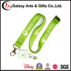 Screen Printing Polyester Retractable Lanyard Badge