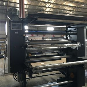 2 Colors 1400mm Flexographic Printing Machine for PP Non Woven Roll (NX21400) pictures & photos