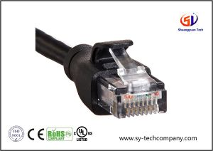 RJ45 Cat-6 Ethernet Patch Cable - 10 Feet pictures & photos