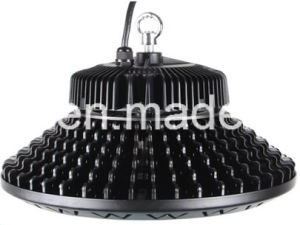 New Warehouse Gym Factory lighting waterproof 100W 150W 200W Round UFO LED High Bay Light pictures & photos
