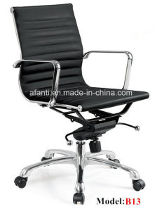 Swivel Ergonomic Eames Office Executive Leather Chair (RFT-A13) pictures & photos