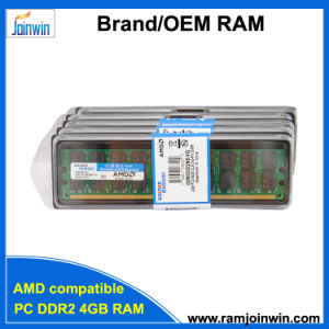 AMD Motherboards Application 256MB*4 32IC 4GB DDR2 RAM pictures & photos