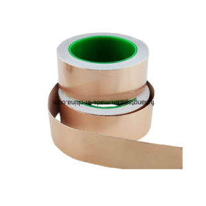 Wholesale Pressure Sensitive Conductive Copper Foil Tape pictures & photos
