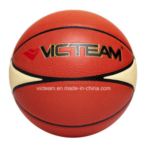 Microfiber PU Genuine Leather 29.5 Inch Basketball pictures & photos