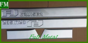 4WD Car Body Parts Chrome Side Molding for Toyota Fj Cruiser pictures & photos