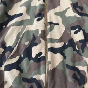 Zip up Pocket Coat pictures & photos
