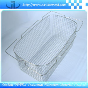 SUS 304 Vetex Mesh Basket pictures & photos
