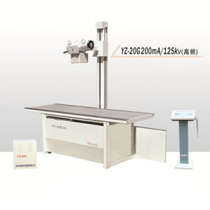 Yz-20g 200mA High Frequency X-ray Machine 0112
