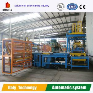 German Technology Slug Cutter in Clay Brick Manufacturing Plant pictures & photos