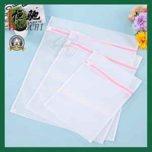 Quality Reusable Large Size Mesh Clothes Bag for Laundry pictures & photos