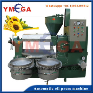 Top Quality Multifunctional Automatic Oil Press Machine for Cooking Oil pictures & photos