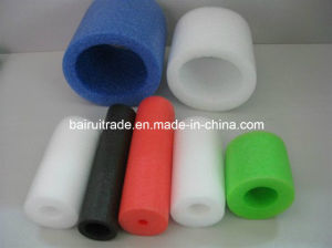 EPE Foamed Tube Extruding Tube for Protecting pictures & photos
