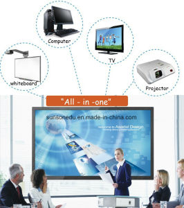Educational LCD Touch Monitor Mutil User pictures & photos