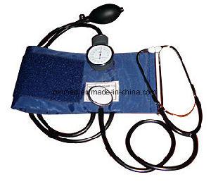 European Sphygmomanometer with Stethoscope pictures & photos