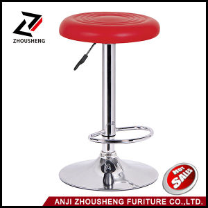 Swivel Round Kitchen Dining Counter Adjustable Height Barstool Chair pictures & photos