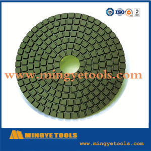 Diamond Polishing Pad for Granite Marble Glass pictures & photos