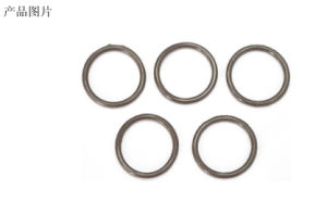 Rubber Aerospace O Rings in Viton Aflas