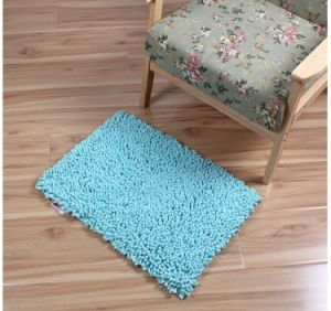 Chenille Solid Color Dootmats High Quaility and Eco-Friendly pictures & photos
