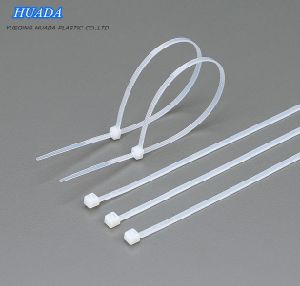 Huada High Quality PVC Plastic Cable Ties pictures & photos