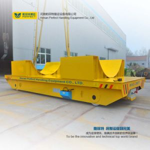 Steel Foundry Heavy Duty Coil Transport Bogie pictures & photos