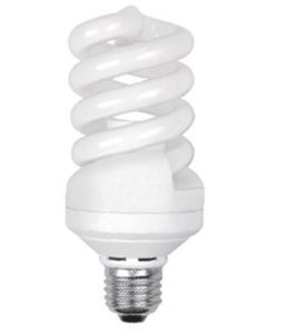 T4 12mm Spiral 20W CFL Bulb with Energy Saving pictures & photos
