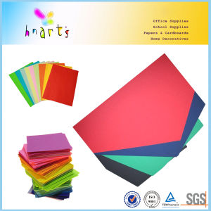 Color Paper 70GSM Origami Paper Folding Paper in Size 16X16cm 12X12cm pictures & photos