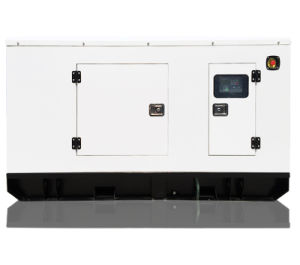50Hz 24kw Soundproof Diesel Generating Set Powered by Chinese Engine (DG34KSE) pictures & photos