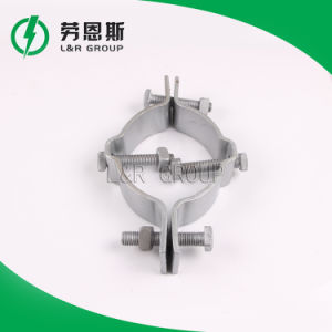 Bracket Saddle Steel/Cable Hoop/Pole Clamp Type Ca, Gca, Deg/Power Accessories pictures & photos