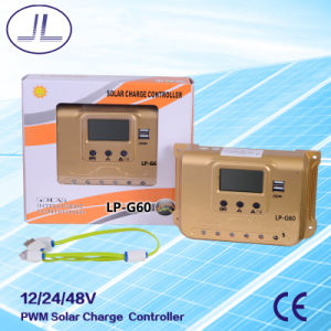 PWM Intelligent Solar Charge Controller pictures & photos