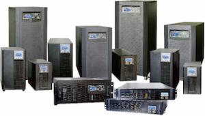 UPS, Uninterruptible Power Supply, Online UPS, 1/1, 3/1 1kVA/0.8kw pictures & photos