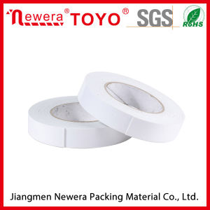 100micron X 24mm Double Sided Foam Tape Stationery pictures & photos