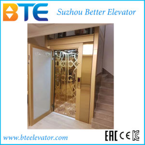Observation Panoramic Home Lift for Residential Villa 3-5 Persons