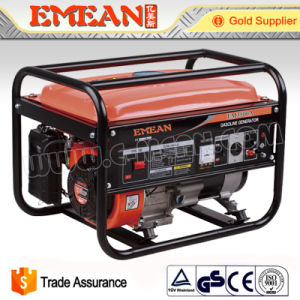 2.5kw Low Price Electric Gasoline Generator Home Use pictures & photos