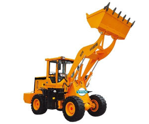 High Quality 2ton Wheel Loader Fro Sale pictures & photos