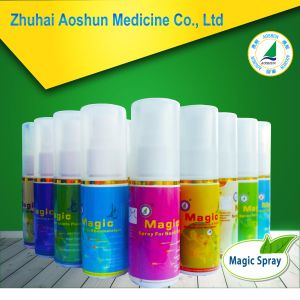 Magic Spray for Pain Relief pictures & photos