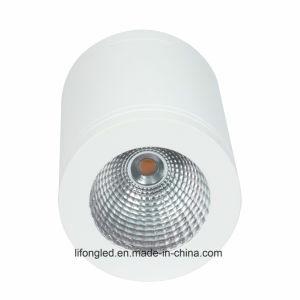 New Design Elegant Surface COB 220V LED Downlight 7W 12W pictures & photos
