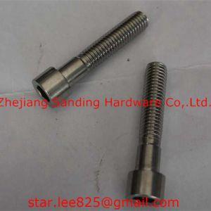 Carbon Steel Class8.8 Zinc Plated DIN912 Hex Socket Bolt pictures & photos
