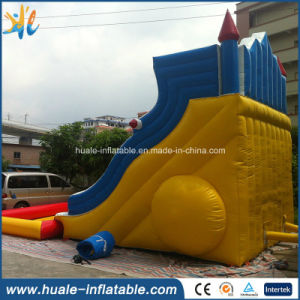 Good Quality Customized Factory Popular Durable Inflatable Water Slide with Pool pictures & photos
