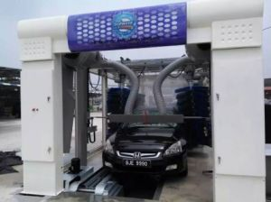 High Quality Fully Automatic Tunnel Car Washing Machine System Equipment Steam Machine for Cleaning Manufacturer Factory Fast Washing pictures & photos
