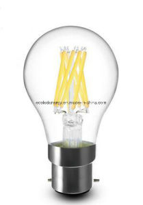 B22 6W Ce and Rhos Filament LED Light pictures & photos
