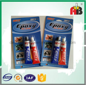 Dy-E705 Transparent 5 Minutes Epoxy Resin Adhesive pictures & photos