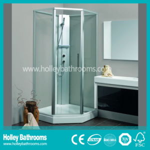 Hot Selling Shower Cubicle with Two Hinged Doors (SE329N) pictures & photos