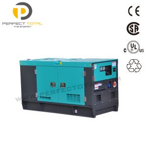 AC Three Phase Canopy Alternator Diesel Generator 20 Kw pictures & photos