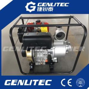 Agricultural Irrigation Kama Diesel Engine Water Pump with 2 Year Warranty pictures & photos