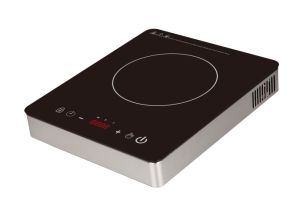 120V 110V 1800W ETL C-ETL Stainless Steel Sensor Touch Electric Induction Cooker for USA Canada Mexico pictures & photos