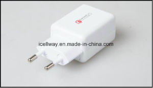 Qualcomm2.0 Wall Charger with EU Plug with 1 USB pictures & photos